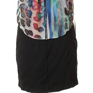 bebe Dresses - BEBE V nrckline casual dress M